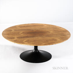 Eero Saarinen Rosewood Coffee Table