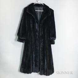 Full-length Mink Coat