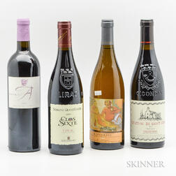 Mixed French Wine, 4 bottles