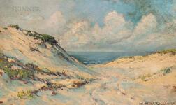 Arthur Vidal Diehl (British/American, 1870-1929)      Race Point, Provincetown