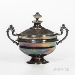 Continental Silver Tureen
