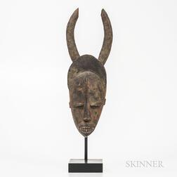 Urhobo Mask