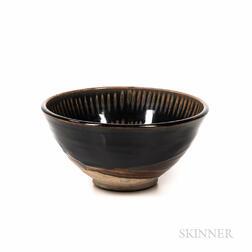 Black-glazed Bowl