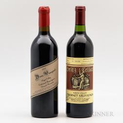 Napa Duo, 2 bottles