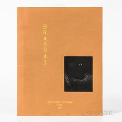 Brassai (1899-1984) Brassai