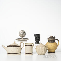 Six Wedgwood Contemporaries