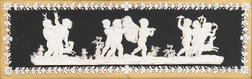 Wedgwood Tricolor Jasper Dip Plaque