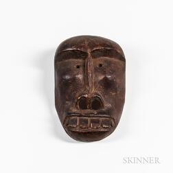 King Island Inuit-Inupiaq Shaman Mask
