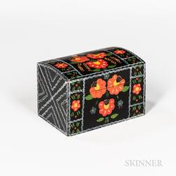 Russian Folk Art Box