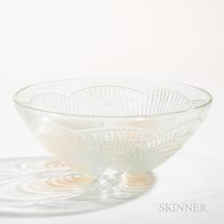 Rene Lalique Coquilles No. 3 Bowl