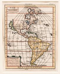 Three 18th Century Framed Maps.