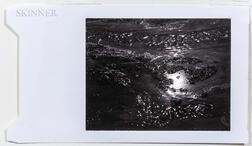 Ansel Adams (American, 1902-1984)      Detail of Coastline