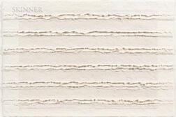 Nancy Genn (American, b. 1931) Shiroi #E-35   Collage