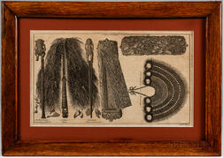 Three Engravings from Pacific Voyages