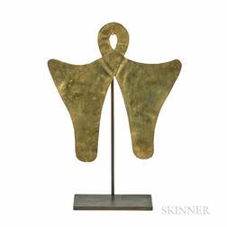 Brass Pectoral, Marangga