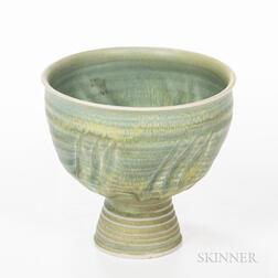 Charles Lakofsky (1922-1993) Studio Pottery Chalice