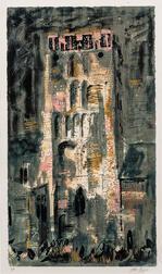John Piper (British, 1903-1992)      South Lopham