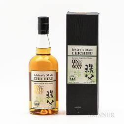 Ichiro's Malt Chichibu On The Way, 1 750ml bottle (oc)