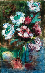 Jean Dufy (French, 1888-1964)      Vase of Flowers