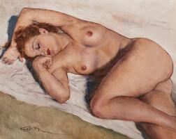 Pál Fried (Hungarian/American, 1893-1976)      Bella