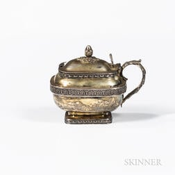 George III Sterling Silver Mustard Pot