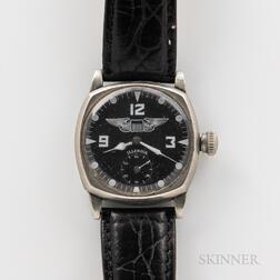 """Illinois Watch Co. """"Skyway"""" Wristwatch"""