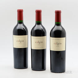 Colgin Cabernet Sauvignon Herb Lamb 2004, 3 bottles