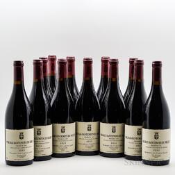 Comtes Lafon Volnay Santenots du Milieu 2012, 12 bottles