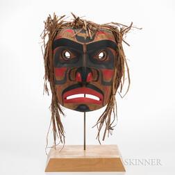 Dwayne Simeon (b. 1960) Kwakiutl Portrait Mask