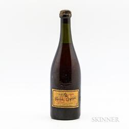 Vieux Cognac 1865, 1 bottle