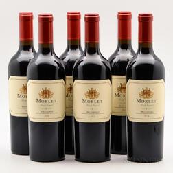 Morlet Cabernet Sauvignon Mon Chevalier 2015, 6 bottles