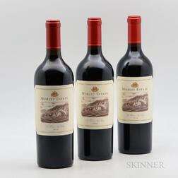 Morlet Cabernet Sauvignon Morlet Estate 2014, 3 bottles