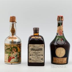 Mixed Spirits, 1 quart bottle 1 23oz bottle 1 bottle
