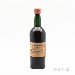 Tarrantez 1842, 1 bottle