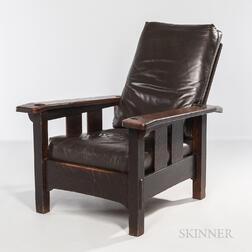 Limbert Model 519 Reclining Morris Chair