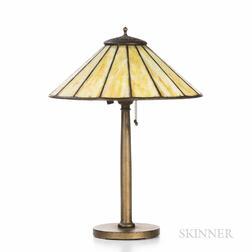 Bigelow & Kennard Mosaic Shade Table Lamp