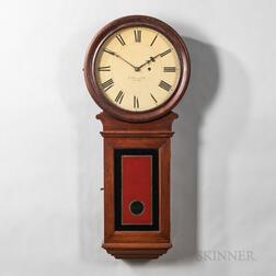 E. Howard No. 70 Reproduction Wall Clock
