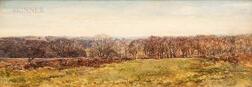 Heywood Hardy (British, 1842-1933)      In Windsor Park
