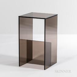 "Jonah Takagi (American, b. 1980) for Matter Made ""Glass Box - Range Life II"" Table"