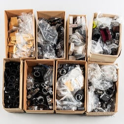 Large Collection of Film and Digital Camera Parts
