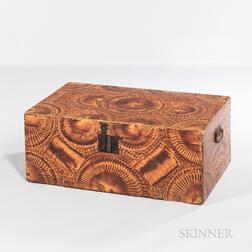 Putty-painted Box