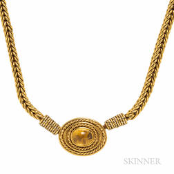 Noma Copley 22kt and 18kt Gold Longchain