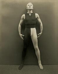 George Platt Lynes (American, 1907-1955)      Self-Portrait