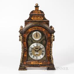 Robert Ward Musical Bracket Clock