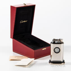 Cartier Limited Edition Table Lighter Watch