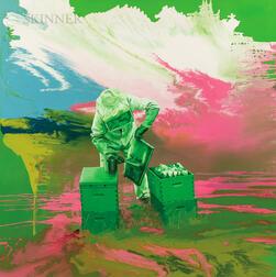 Stephen Bush (Australian, b. 1958)      Swamp Gum