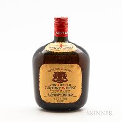 Very Rare Old Suntory Whisky, 1 760ml bottle