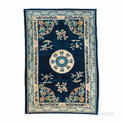 Peking-style Carpet