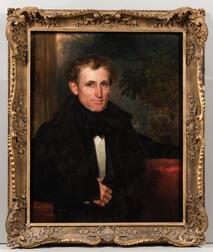 Samuel Finley Breese Morse (New York/South Carolina, 1791-1872)      Portrait of William Post